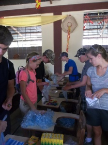 These are just a few of the great team of youth that ministered in Haiti last week.